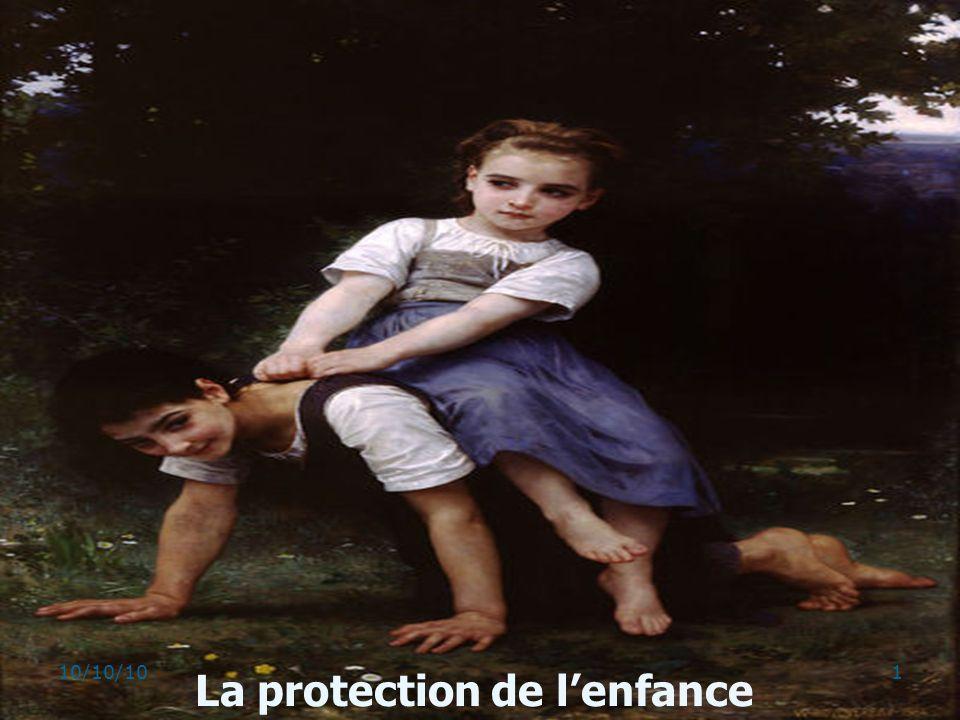 LA PROTECTION ADMINISTRATIVE ET JUDICIAIRE DE LENFANCE 2