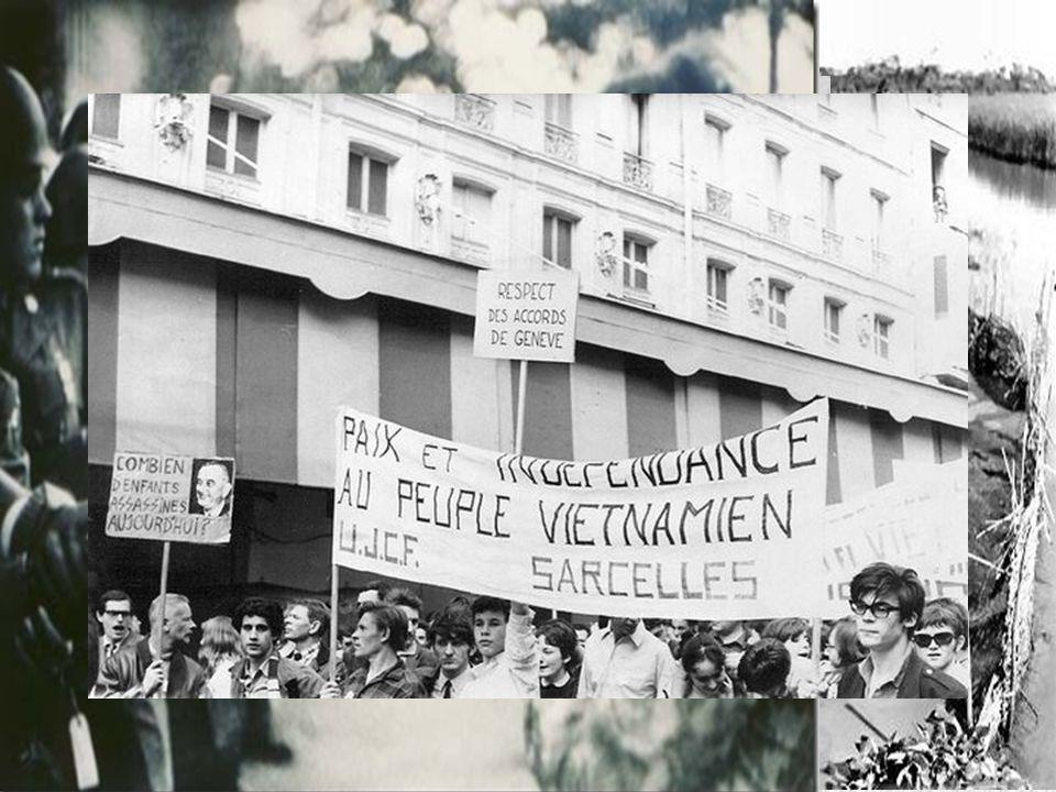 III) Le tournant de la guerre froide et le traumatisme de la guerre du Vietnam Le retour de lesprit de croisade durant la Guerre froide : se battre co