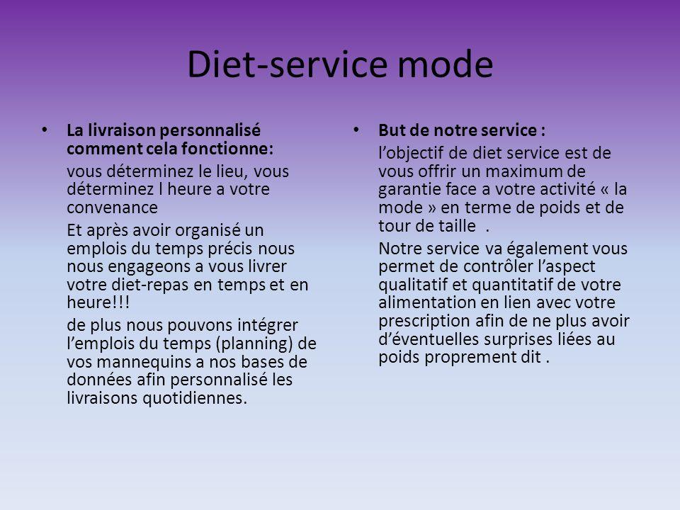 Comment nous contacter Laboratoir Diet service Livraison