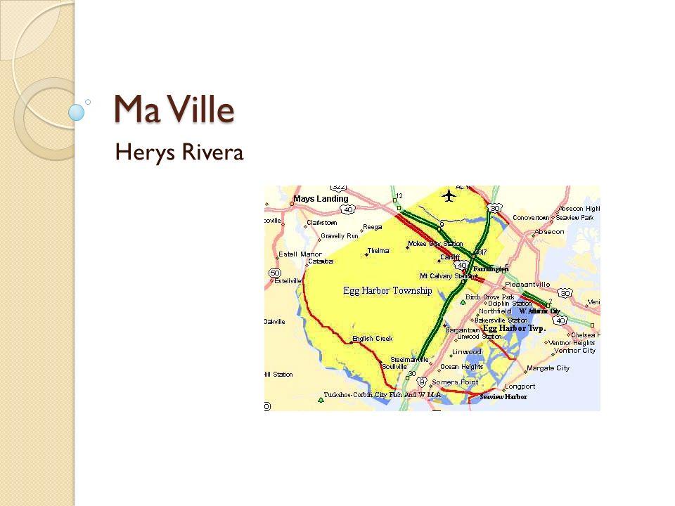 Ma Ville Herys Rivera