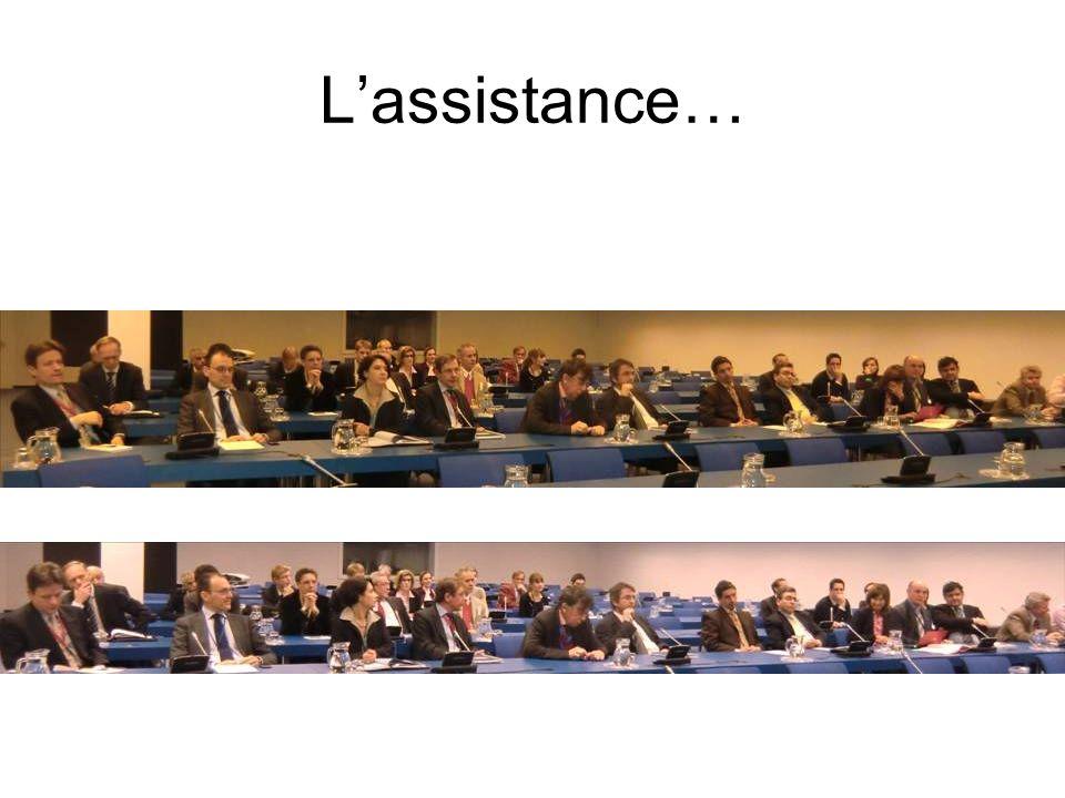 Lassistance…