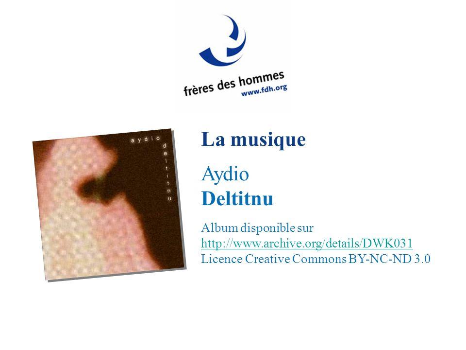 La musique Aydio Deltitnu Album disponible sur http://www.archive.org/details/DWK031 Licence Creative Commons BY-NC-ND 3.0 http://www.archive.org/deta