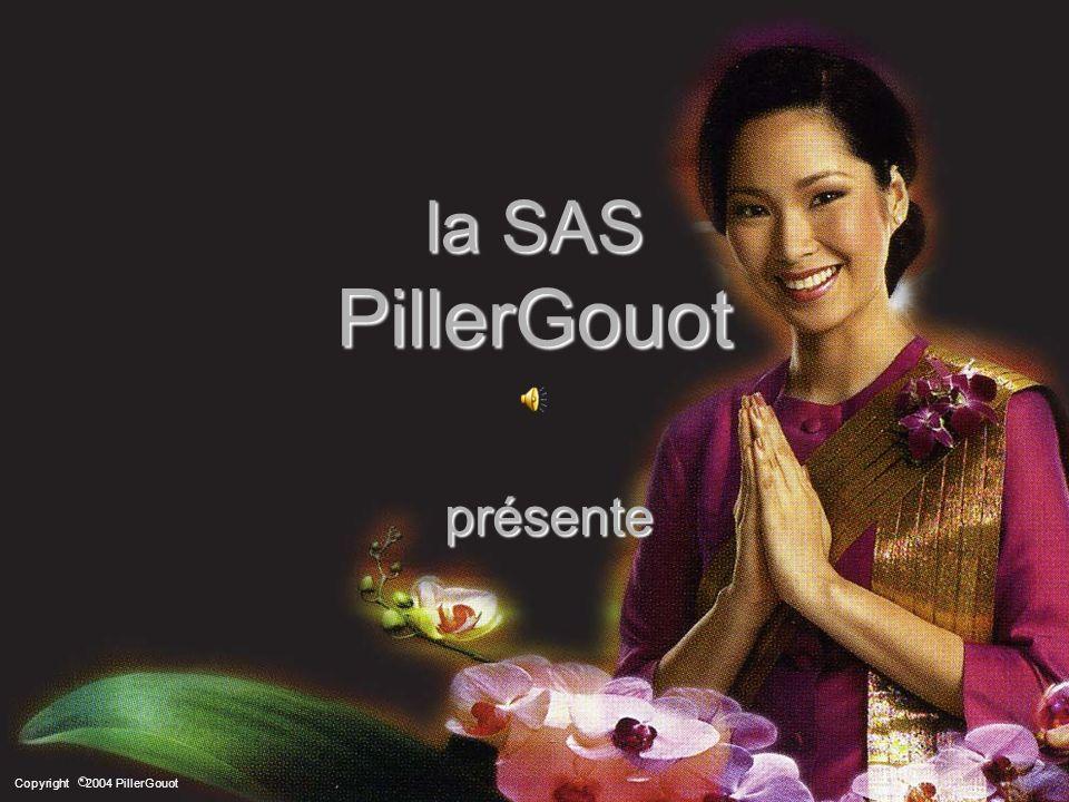 la SAS PillerGouot présente Copyright 2004 PillerGouot R