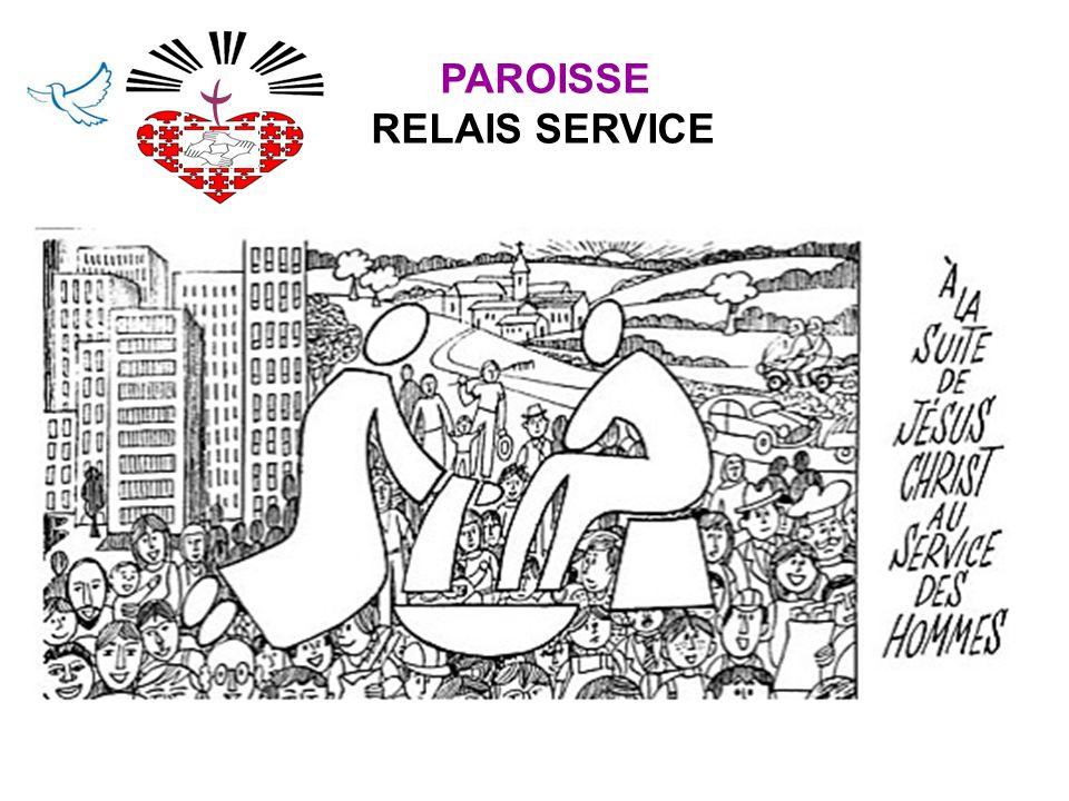 PAROISSE RELAIS SERVICE