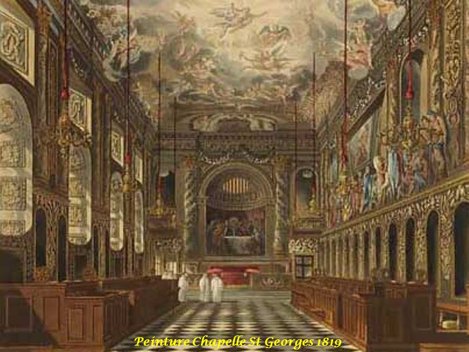 Elisabeth II Duc DÉdimbourg Chevaliers compagnons