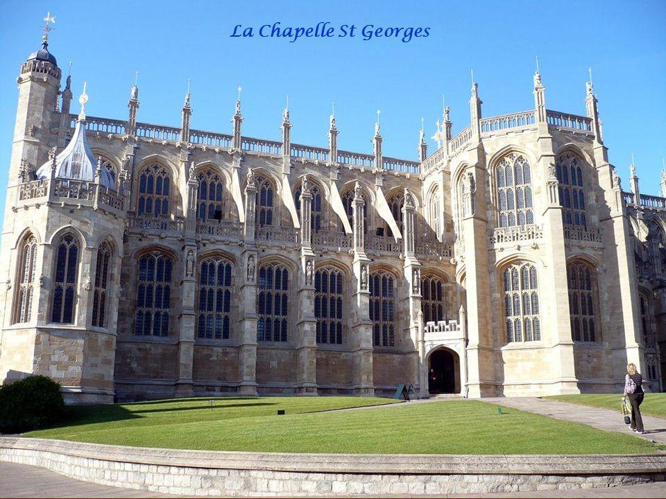 Le Cloître Chapelle St Georges