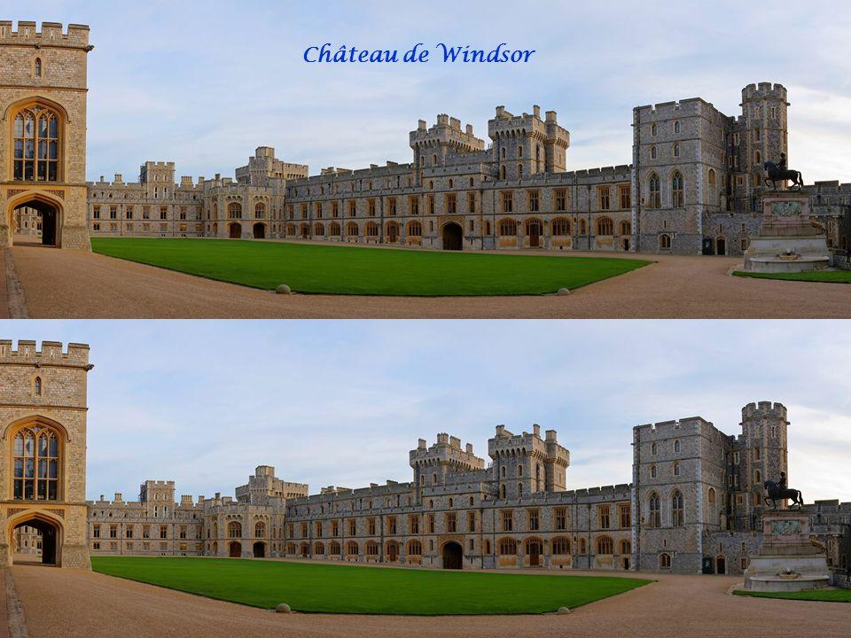 Officiers de lOrdre Chevaliers militaires de Windsor