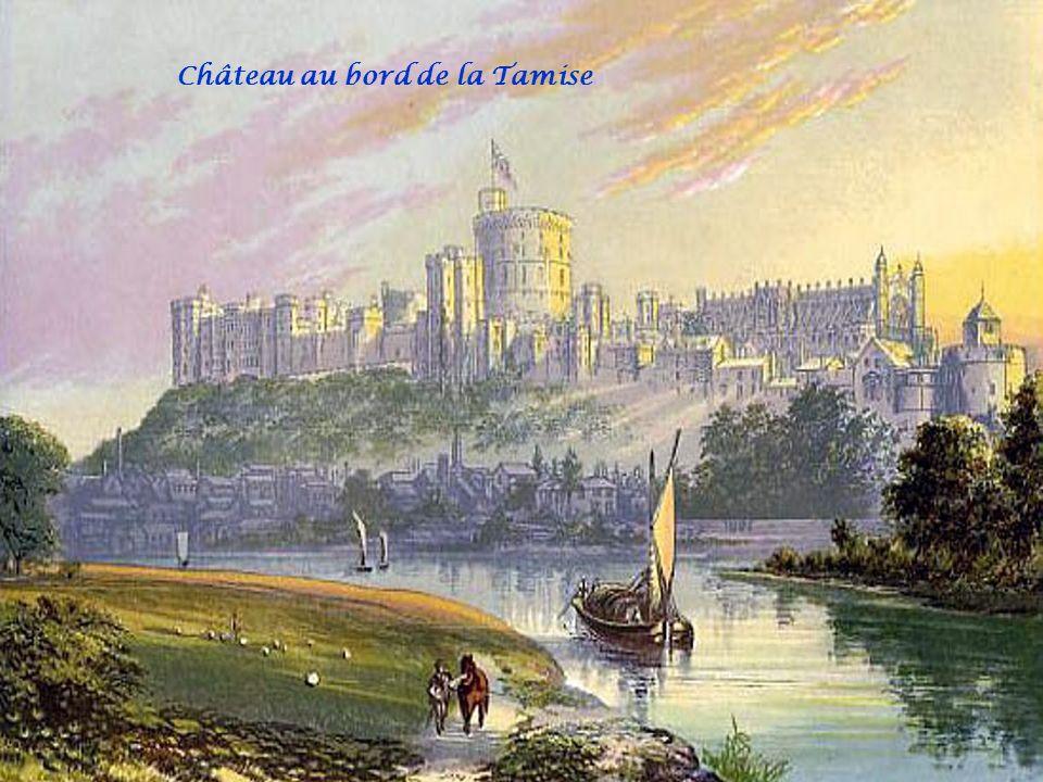 Le château de Windsor (Windsor Castle en anglais), à Windsor dans le Berkshire, est le plus grand château habité au monde, mais aussi le plus ancien h