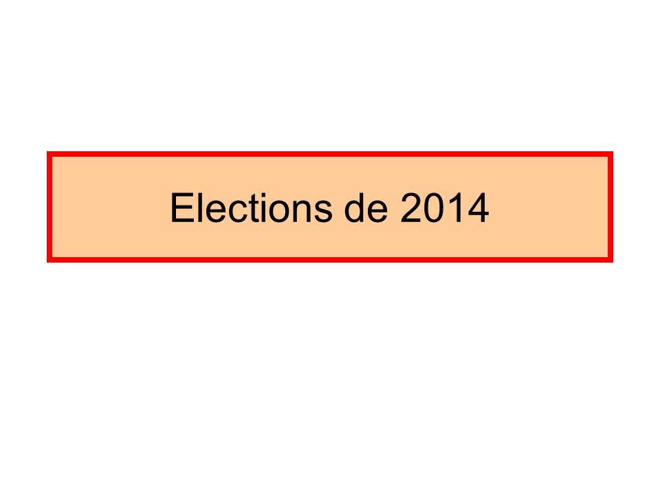 - fixation du nombre de conseillers communautaires de la commune par arrêté préfectoral au plus tard le 31 octobre 2013 - élection dans les communes de 1 000 habitants et plus - désignation dans les communes de moins de 1 000 habitants 2ème partie : Elections communautaires