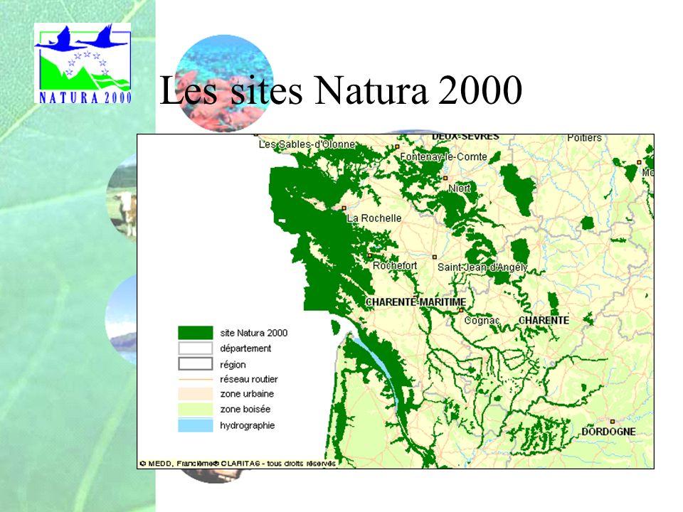 Les sites Natura 2000