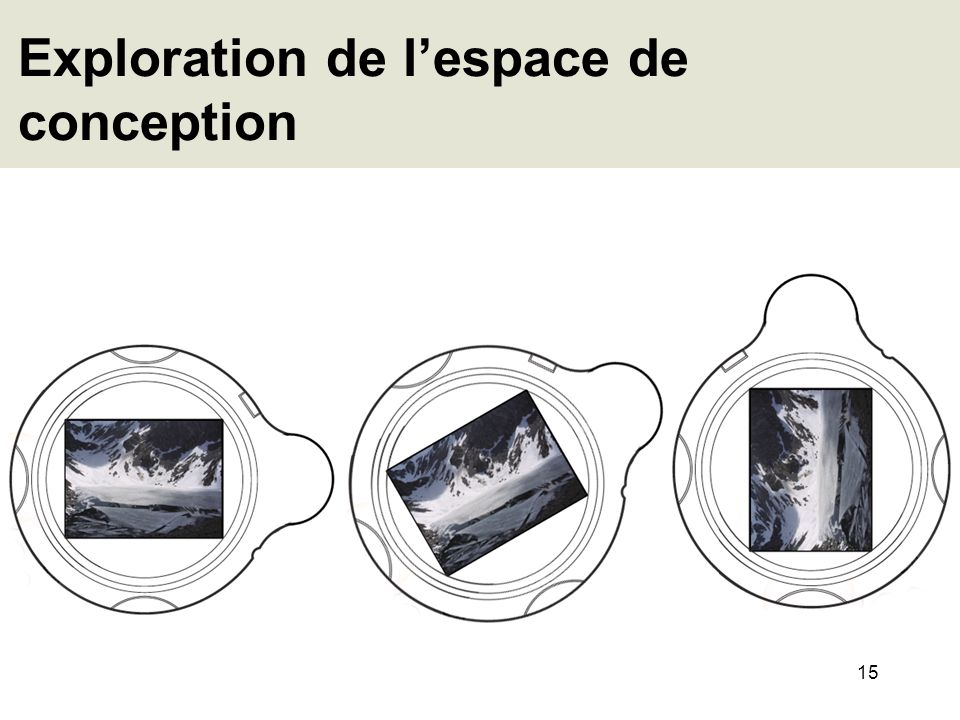 15 Exploration de lespace de conception