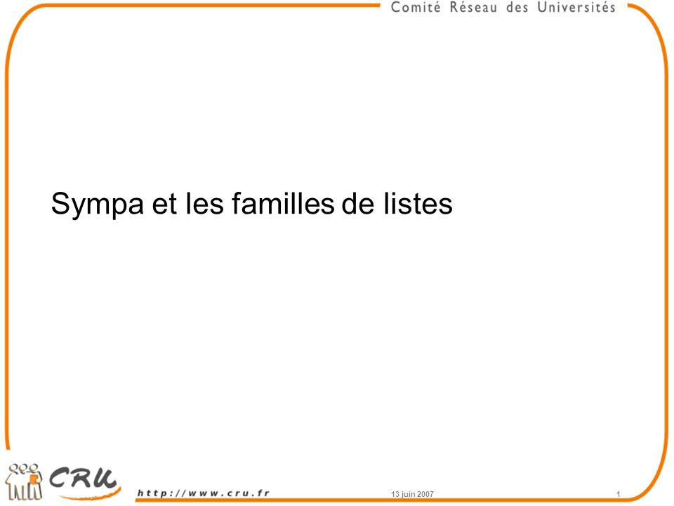 Exemple de fichier edit_list.conf # only listmaster can edit user_data_source, priority,...
