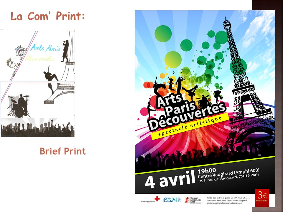 Brief Print La Com Print: