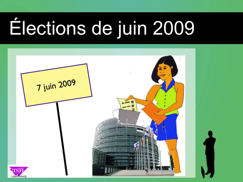 Élections de juin 2009