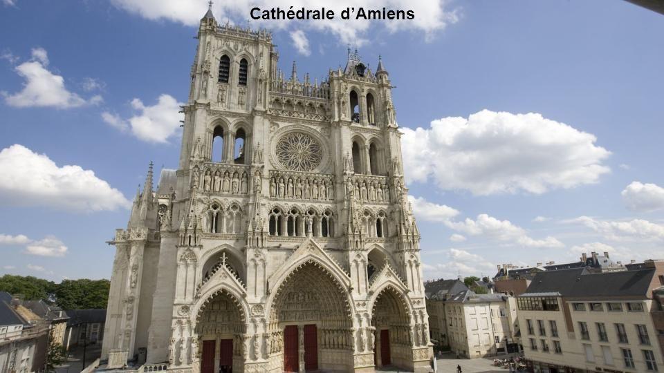Cathédrale dAmiens