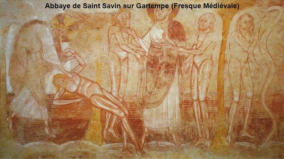 Abbaye de Saint-Savin sur Gartempe