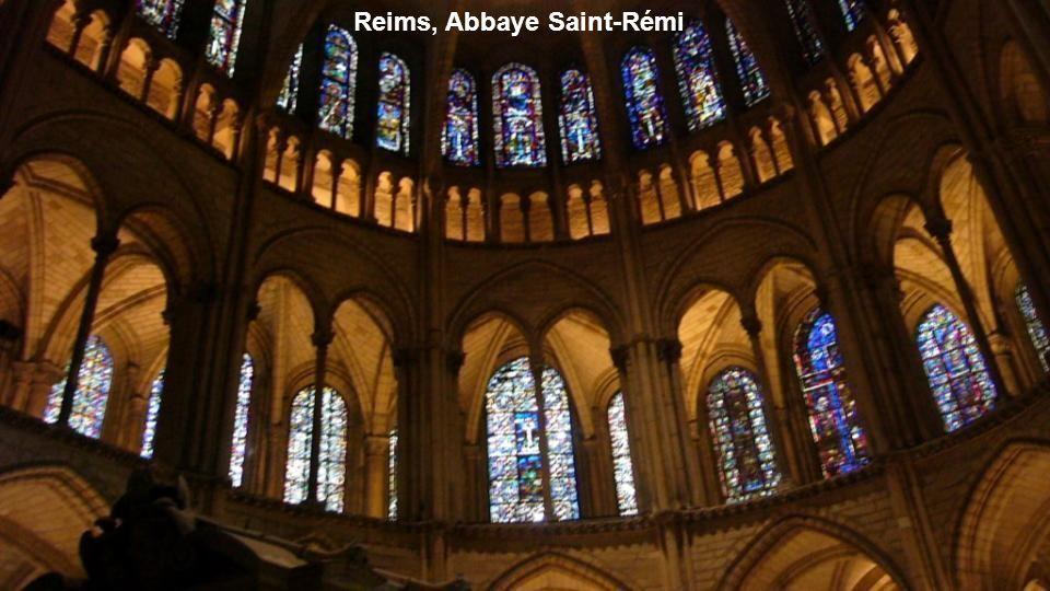 Reims, Cathédrale Notre-Dame