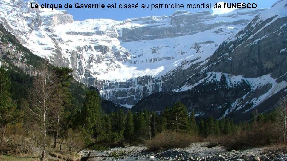 Pyrénées - Mont Perdu. Site naturel UNESCO
