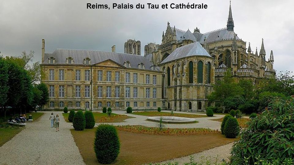 Reims, Abbaye Saint-Rémi