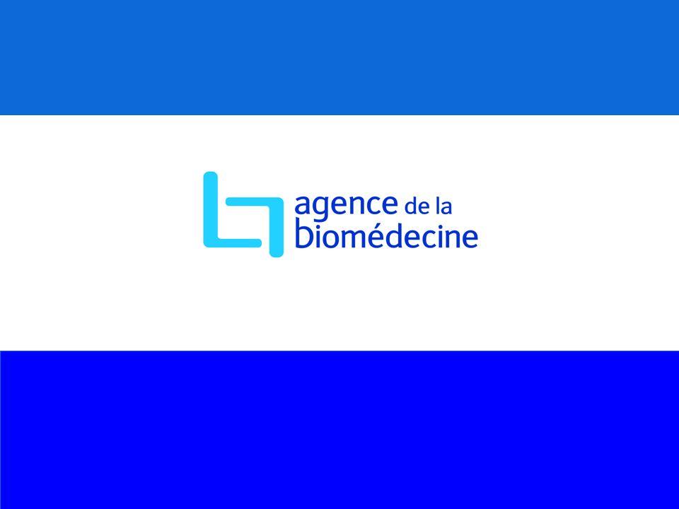 Sommaire Présentation de lAgence de la biomédecine Organisation territoriale Les enjeux de la greffe en 2009