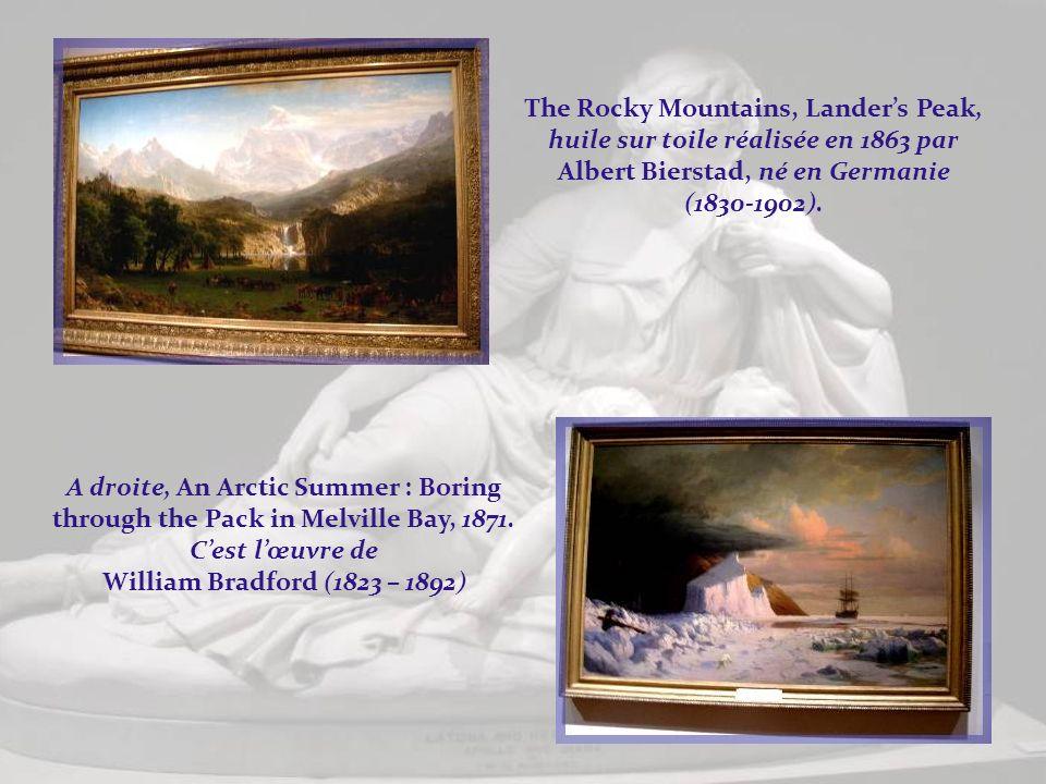 Bohemian Bear Tamer, de 1888, réalisée par Paul Wayland Bartlett (1865-1925).