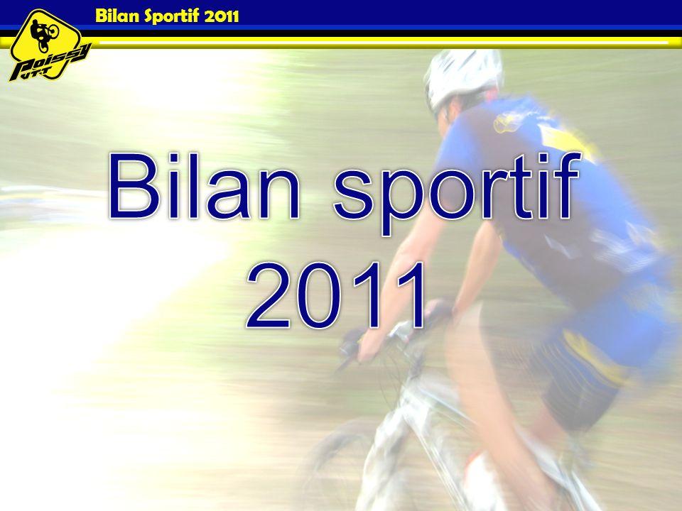 Bilan sportif 2011 : Les Compétitions - 1 VTT - XC OUNTRY 95 - VAL DOISE TROPHYVAL DOISE TROPHY 13 mars : Bellefontaine - 1 er manche Classement : Marc Baillavoine, 31 km, vét B, 4 ème, 1h34mn23s Jean-Marc Lemaire, 37 km, vét.