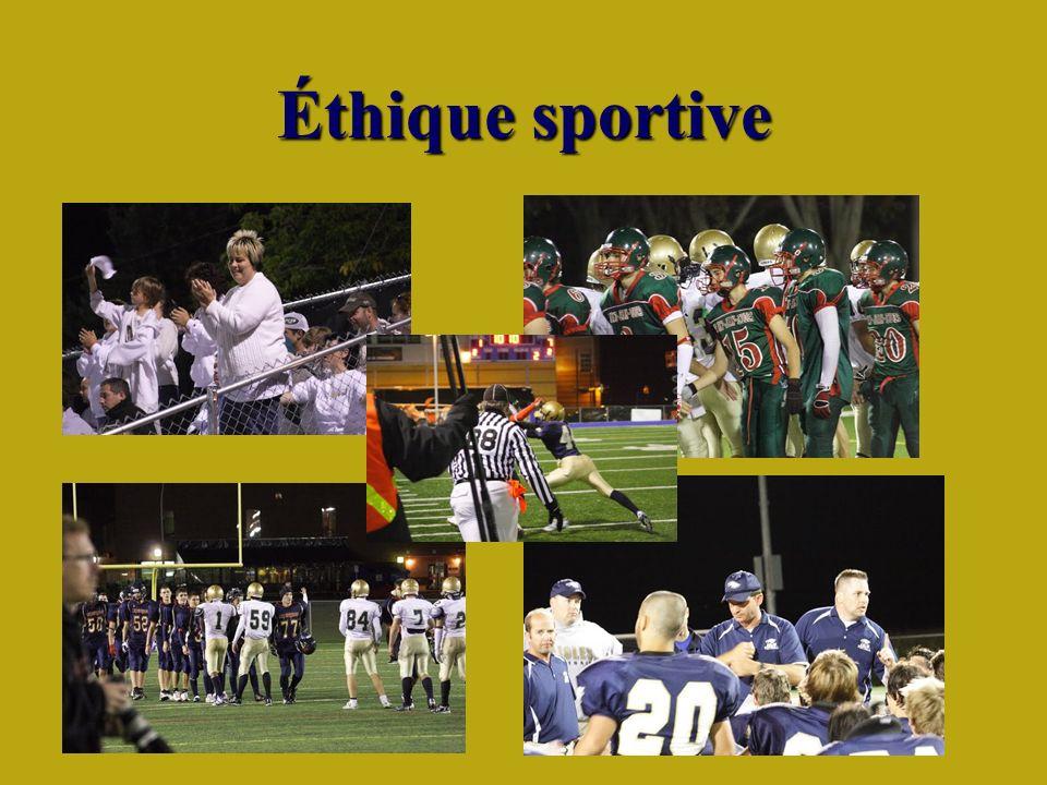 Éthique sportive
