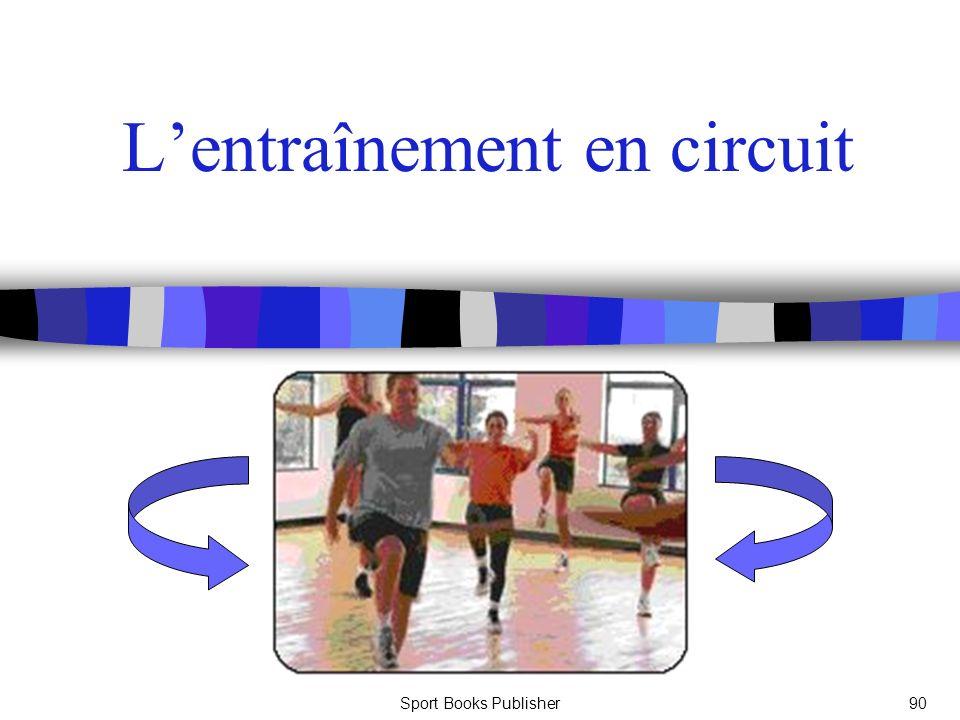 Sport Books Publisher90 Lentraînement en circuit