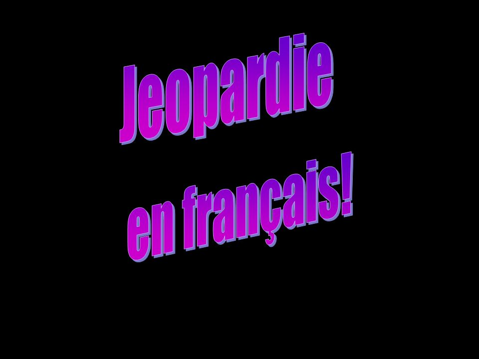 Vocabulaire - for 500 At what time do you have natural science? Translate; do NOT answer