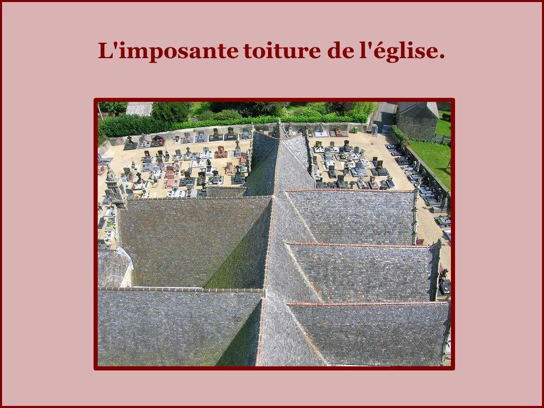 La place Notre-Dame.