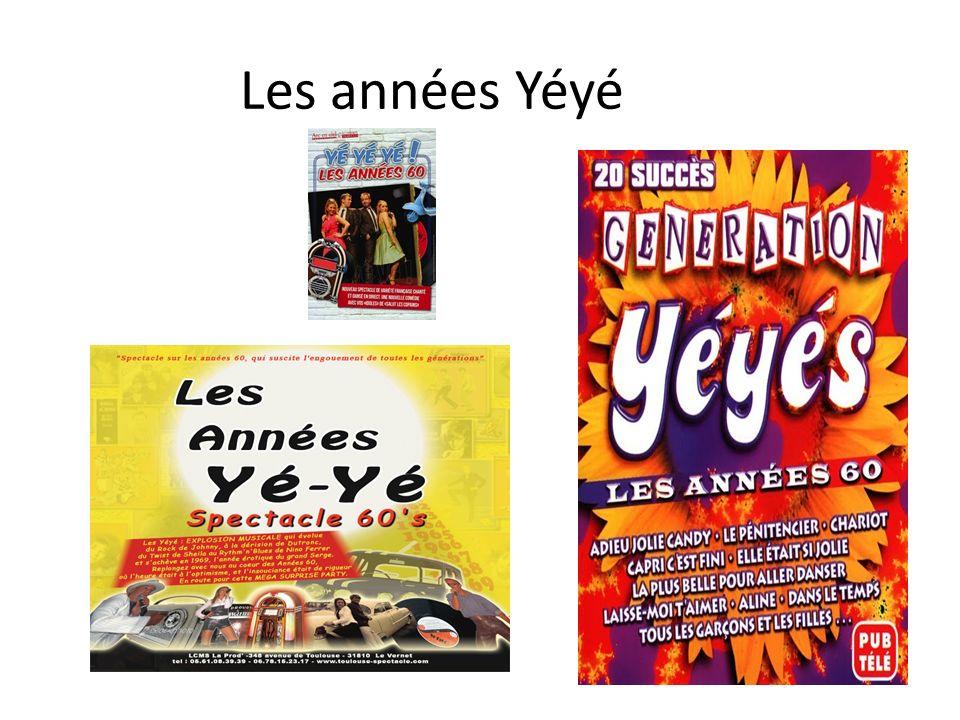 Les années Yéyé