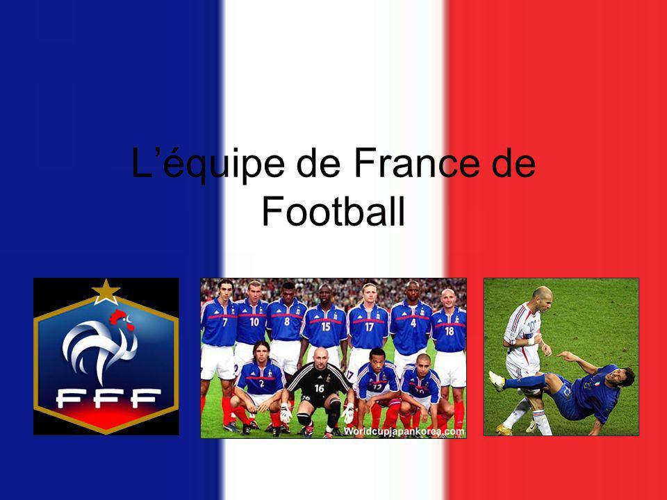 Léquipe de France de Football