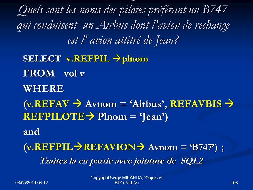 03/05/2014 04:14 108 Copyright Serge MIRANDA,