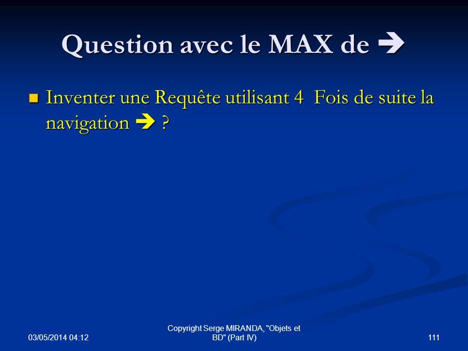 03/05/2014 04:14 111 Copyright Serge MIRANDA,