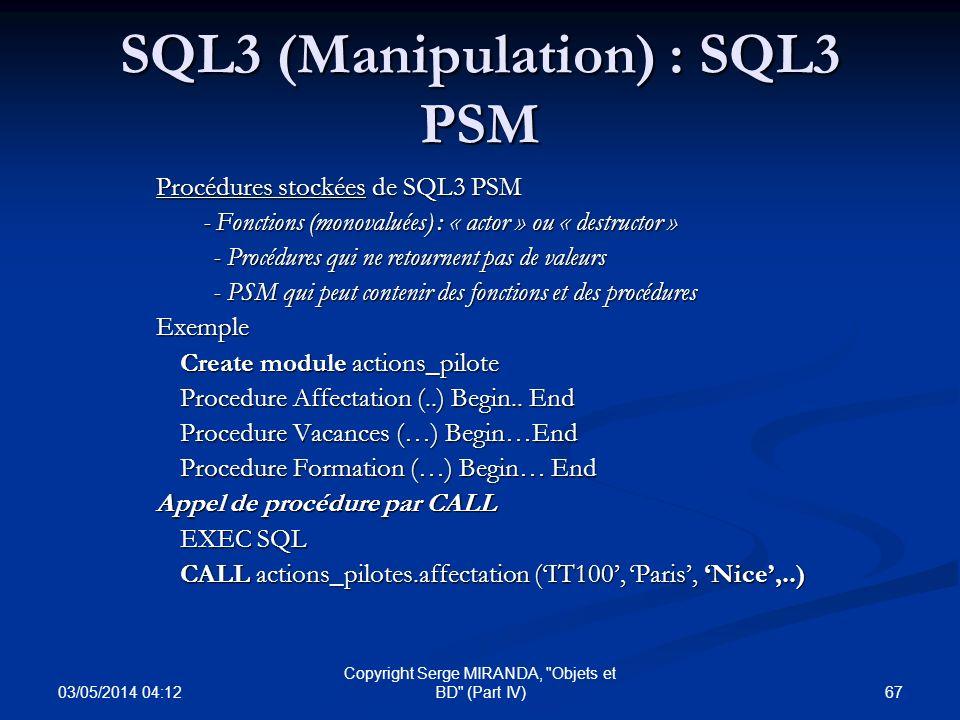 03/05/2014 04:14 67 Copyright Serge MIRANDA,