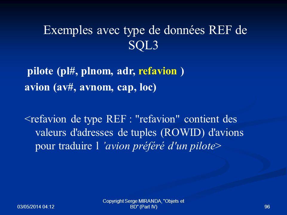 03/05/2014 04:14 96 Copyright Serge MIRANDA,