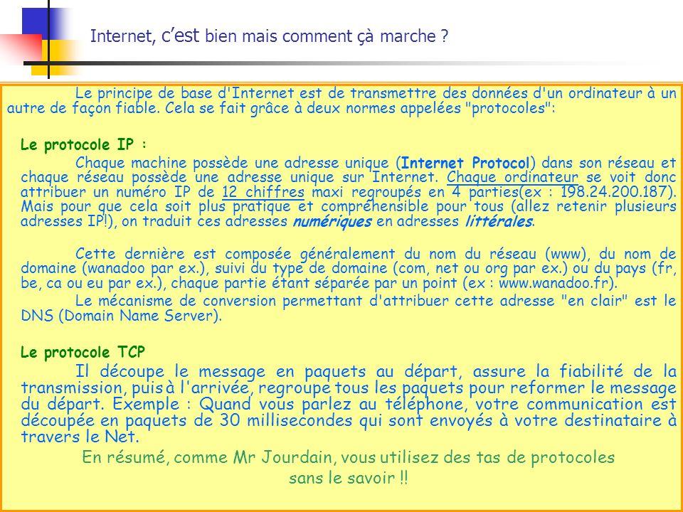 Explications : 1 Barre de titre Sur cette barre est indiqué le nom du site Web affiché actuellement, suivi du nom du navigateur.