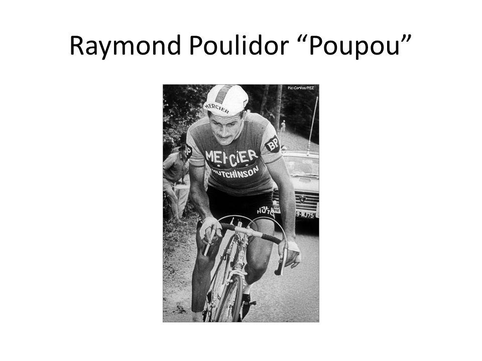 Raymond Poulidor Poupou