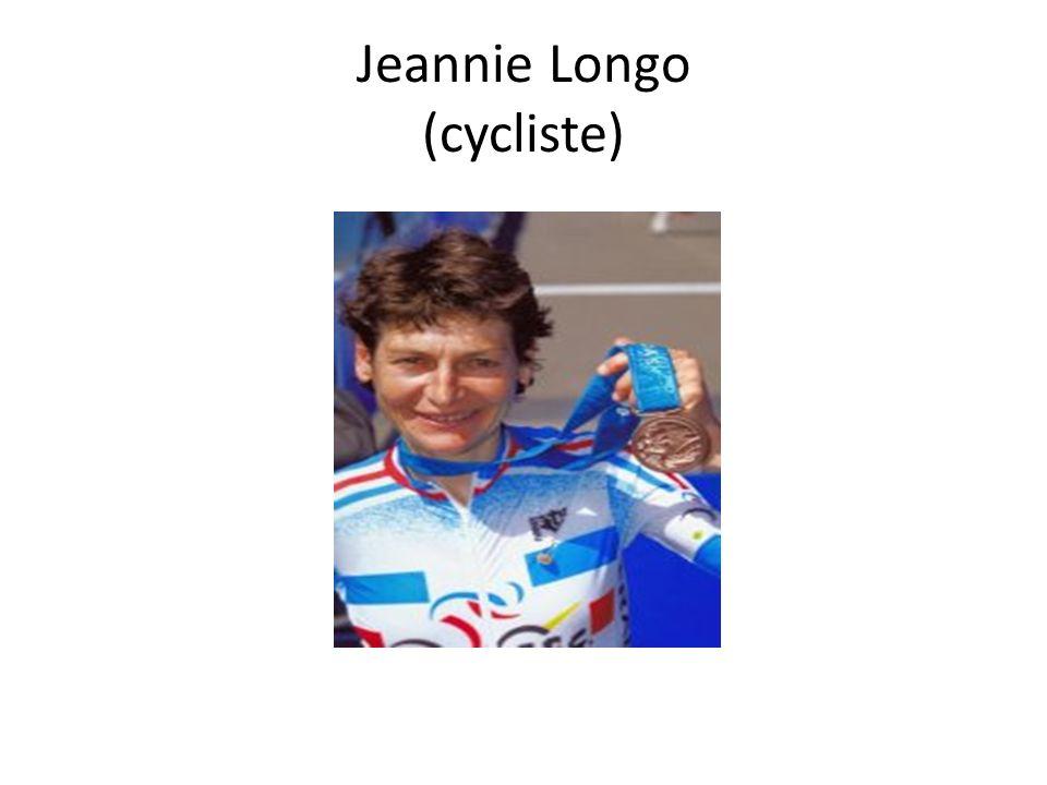 Jeannie Longo (cycliste)
