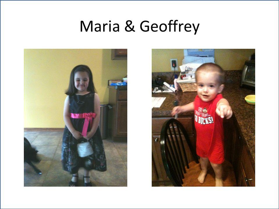 Maria & Geoffrey