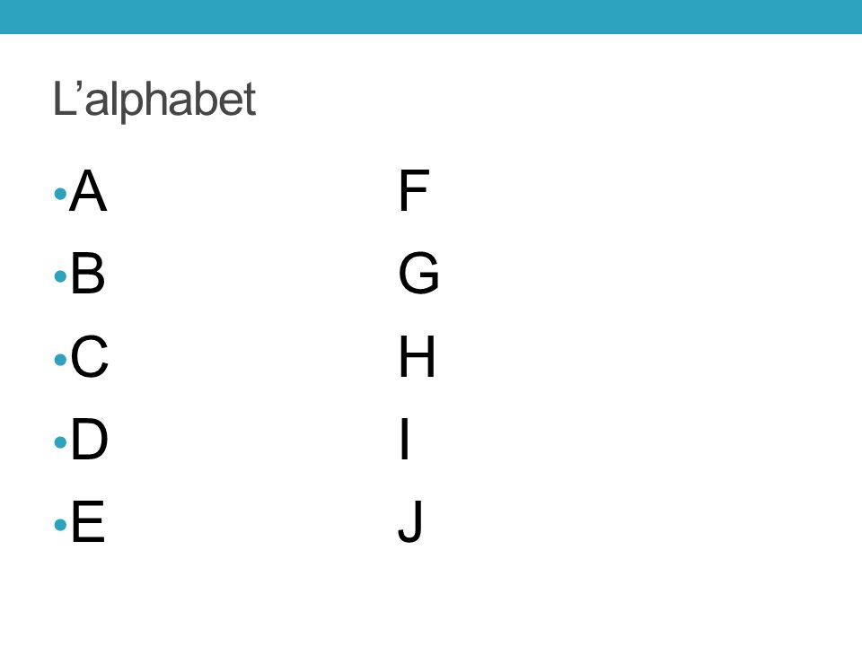 Lalphabet KP LQ MR NS OT