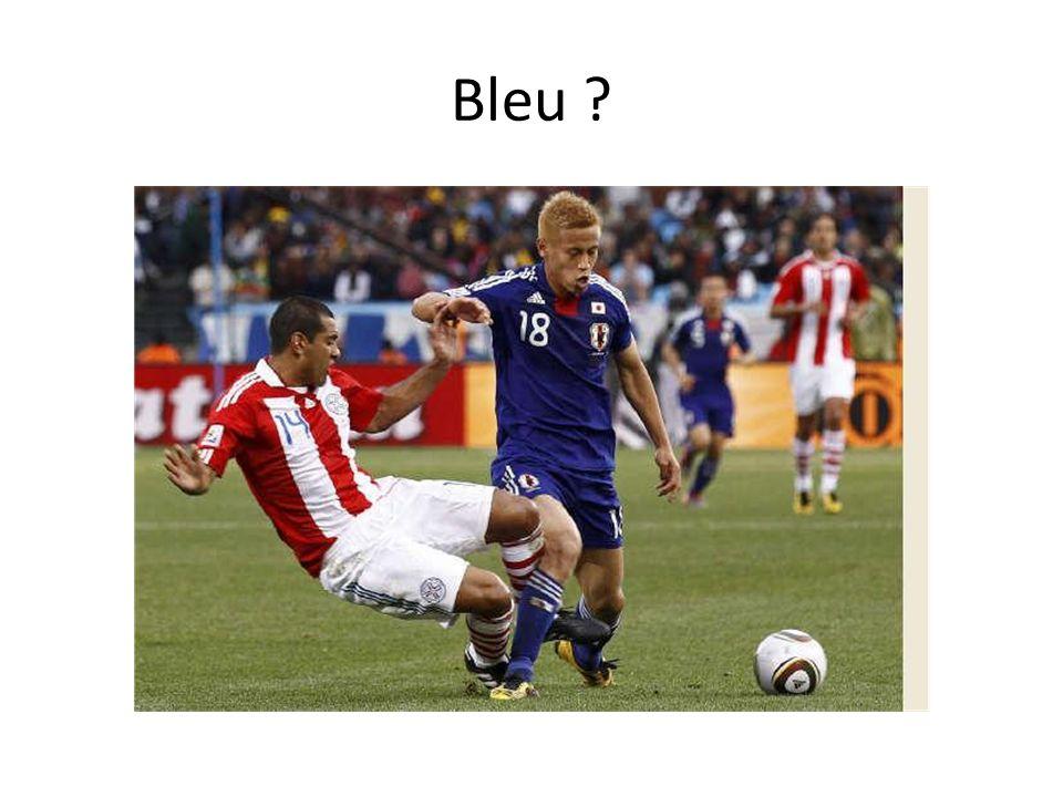 Bleu ?