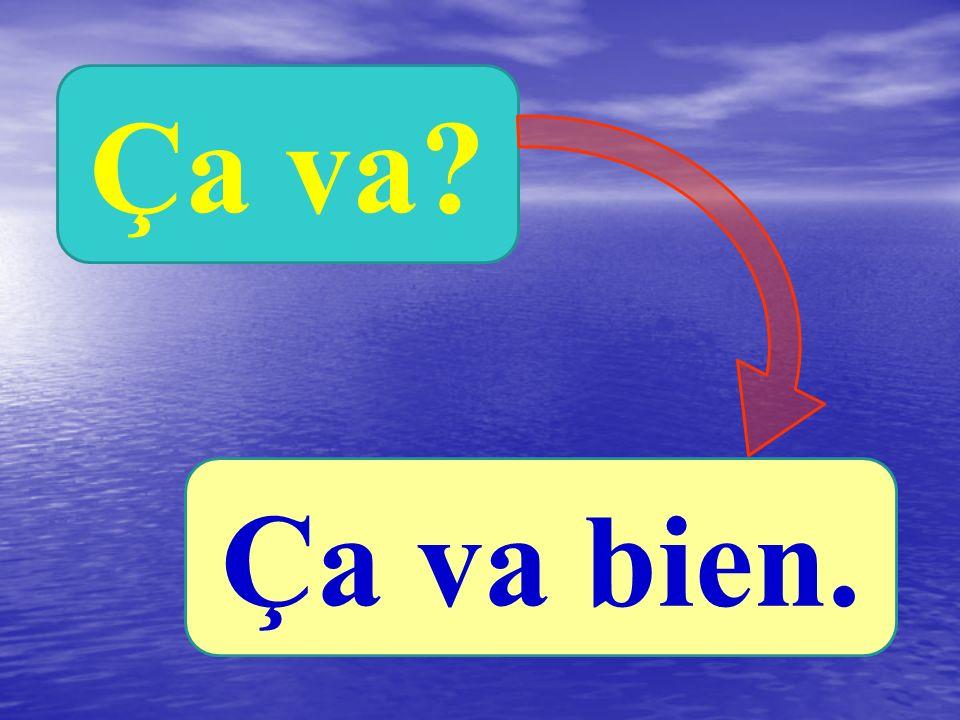 Лягушонок Кри – Ква – Ква, Знает новые слова, Квакает: Comment ça va.