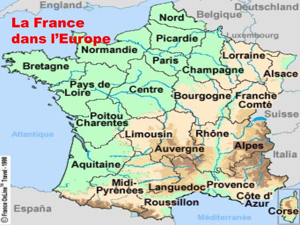 La France dans lEurope