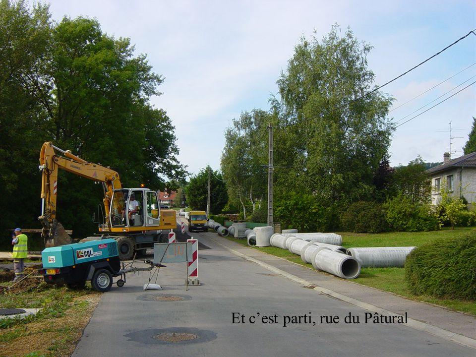 Et cest parti, rue du Pâtural