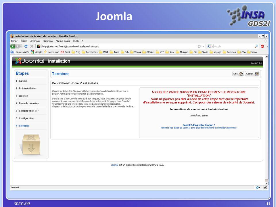 30/01/09 Joomla 11