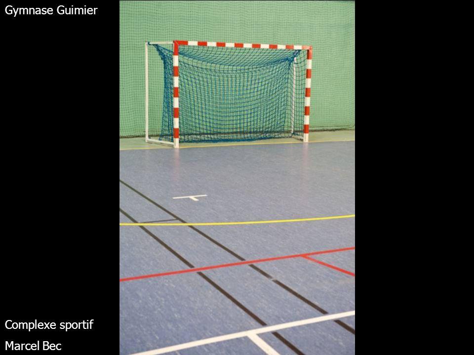 Gymnase Guimier Complexe sportif Marcel Bec