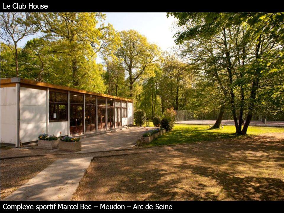 Gymnase omnisport Prevost Complexe sportif Marcel Bec – Meudon – Arc de Seine