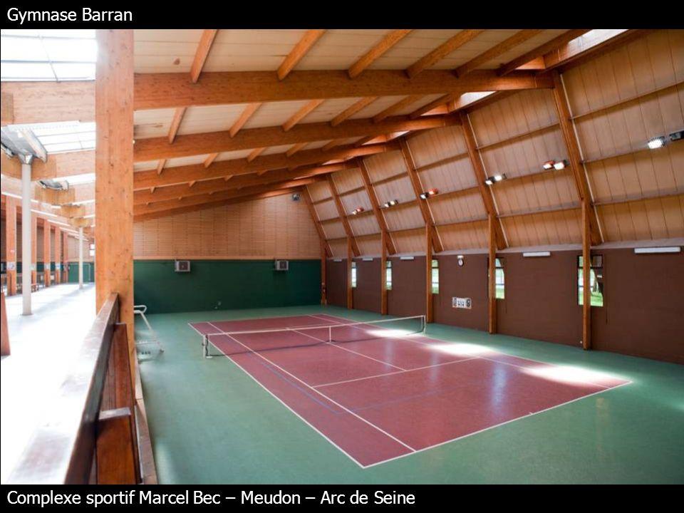 Terrain de football Complexe sportif Marcel Bec – Meudon – Arc de Seine