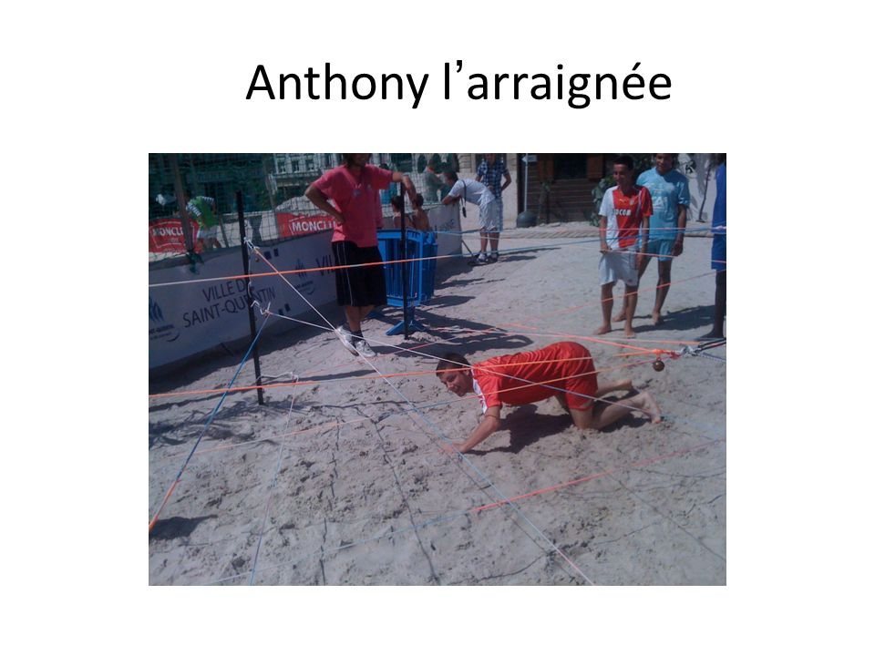 Anthony larraignée